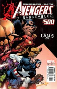 Avengers500-193x300 Possible MCU Crossover Events: Revisiting and Respeculating