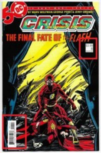 Crisis-facsimile-198x300 Just the Facsimile Please: Crisis on Infinite Earths #8