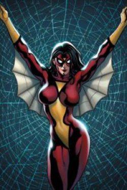 aHR0cDovL3d3dy5uZXdzYXJhbWEuY29tL2ltYWdlcy9pLzAwMC8xNzcvNTMyL2kwMi9TcGlkZXJXb21hbi5qcGc-200x300 Bronze Age: Spider-Woman #1
