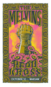 Melvins-175x300 Exploring the Market of Concert Posters