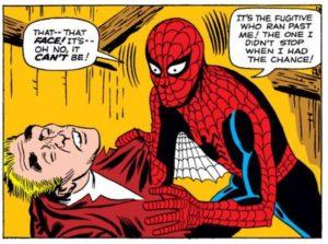 spider-man-burglar-108750-300x223 The Five Most Important Marvel Comic Panels