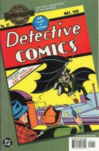 Detective-Comics-27-2000-196x300 Collecting the Reprints: Detective Comics #27