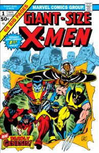 GSX-1-cover-194x300 Market Fallout: Hulk #181 and Giant-Size X-Men #1
