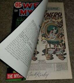 Jack-Kirby-signed-comic-1 What's a Jack Kirby Autograph Worth?