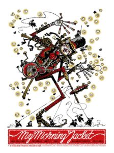 guybur_MMJ03_aladdin05_retro_web-224x300 How I Discovered the Gig Poster