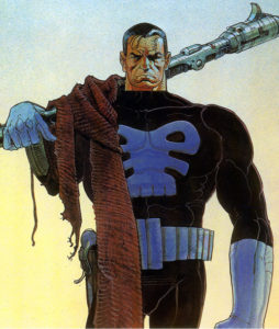 moebius-punisher-254x300 Moebius: The Man, The Myth, The Mystery (And his Covers)