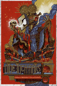 nineinchnails04_LA_FOIL_web-201x300 How I Discovered the Gig Poster