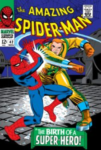 ASM-42-cover-202x300 The Amazing Mary Jane: M.J.'s Early Appearances