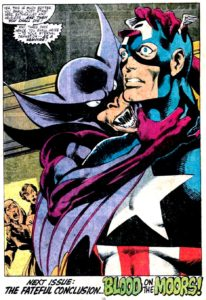 Captain-America-206x300 Almost Infamous: Baron Blood