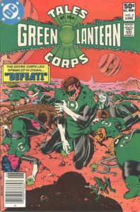 Tales-of-the-Green-Lantern-Corps-2-198x300 Hard Corps: Collecting the Lantern Keys