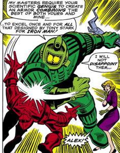 Titanium-Man-Marvel-Comics-Iron-Man-1-o-1-236x300 The Titanium Watch: Tales of Suspense #69