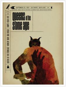qotsa_poster-227x300 The Gig Poster Art of Jeff Kleinsmith