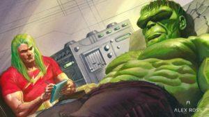ross-300x169 The Immortal Hulk and the Gamma Fam