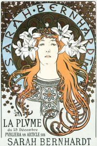 sarah-bernhardt-200x300 Exposing the Niche Art of Concert Posters