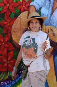 149-199x300 Miranda Bergman, the Haight-Ashbury, and Her Very Valuable Poster