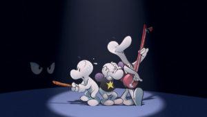 Pic-6-300x169 Character Spotlight:  Fone, Phoney and Smiley Bone (Cartoon Comics)