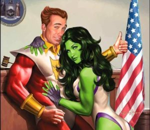 Starfox-and-She-Hulk-1-300x261 Why Iron Man #55 Will Spike Again