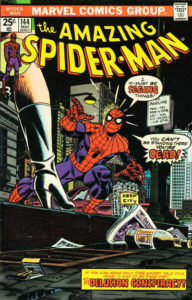asm-144-192x300 Forgotten First Appearances: Amazing Spider-Man #149 and #144