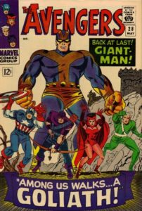avengers-28-202x300 Comic Book Ownership: Inventory Control
