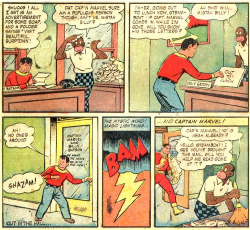 captain-marvel A Humble Proposal for Comics Depicting Racism