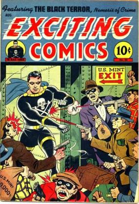 exciting-comics Not Getting Scammed: Restoration and Raw Grades