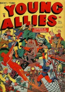 young-allies-212x300 What Should We Do With Comics Depicting Racism?