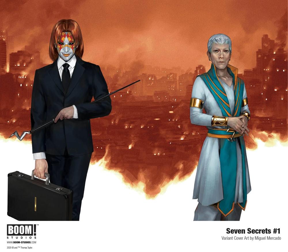 6c6d6ea4-9648-4c0a-8f8c-4408fe8c96eb BOOM! Studios signs comic book cover deal with Miguel Mercado