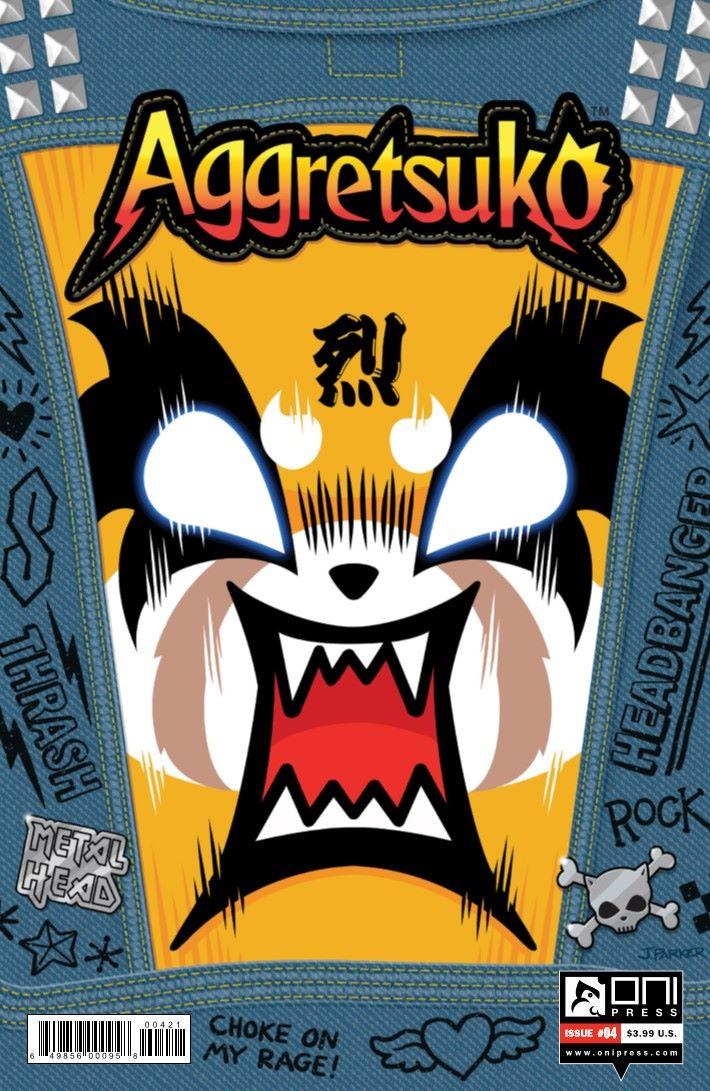 AGGRETSUKO-4-MARKETING-02 ComicList Previews: AGGRETSUKO #4