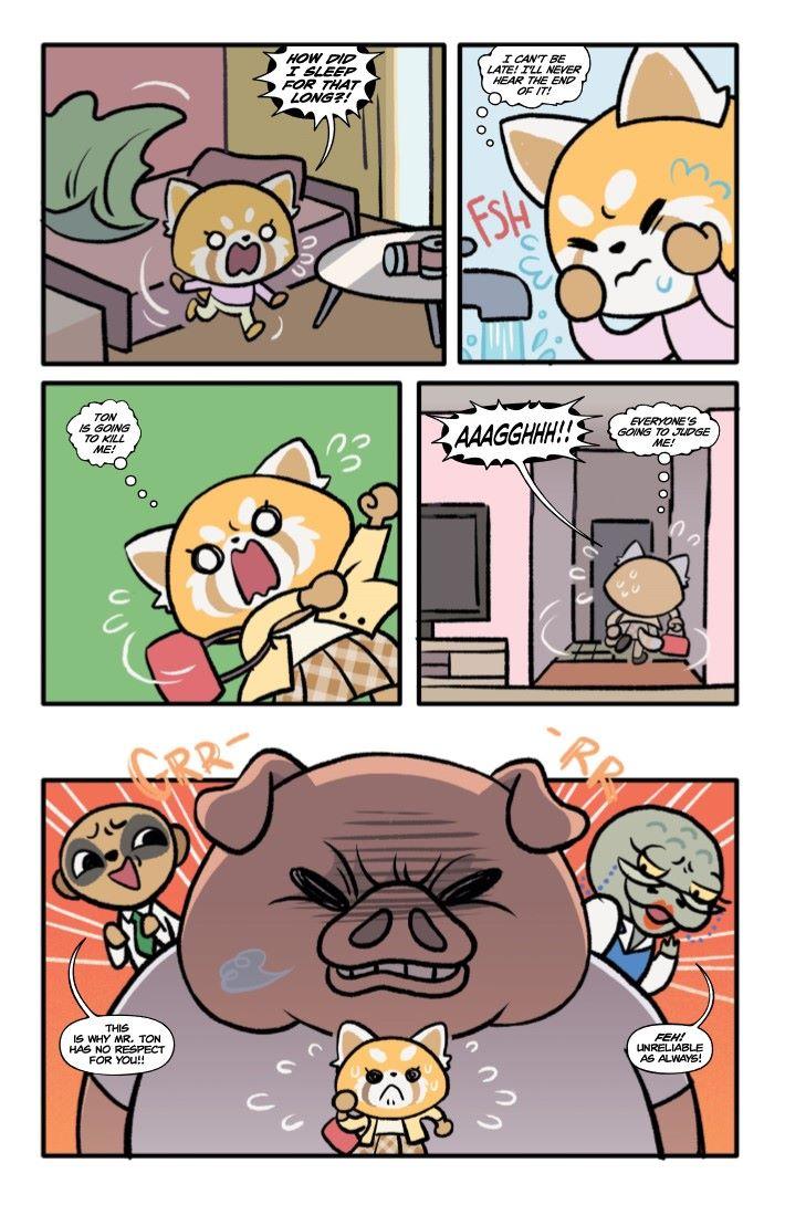 AGGRETSUKO-4-MARKETING-06 ComicList Previews: AGGRETSUKO #4