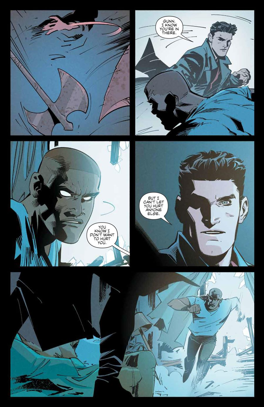 Angel_012_PRESS_5 ComicList Previews: ANGEL AND SPIKE #12