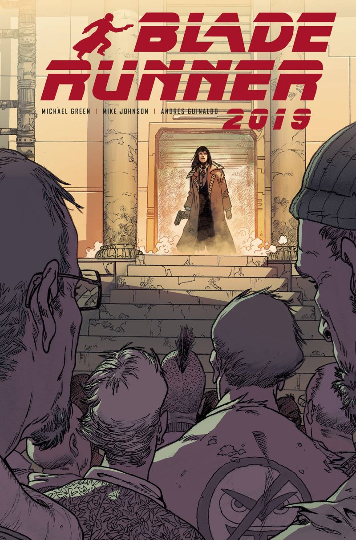 BLADE-RUNNER-8C ComicList Previews: BLADE RUNNER 2019 #8