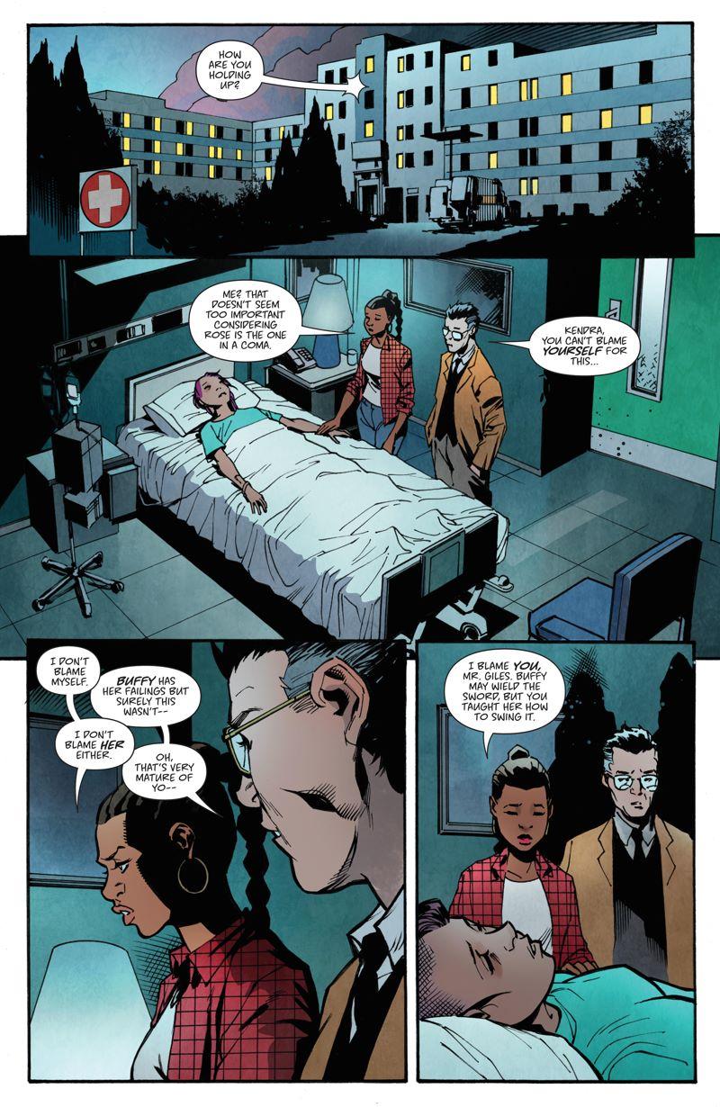 Buffy_016_PRESS_3 ComicList Previews: BUFFY THE VAMPIRE SLAYER #16