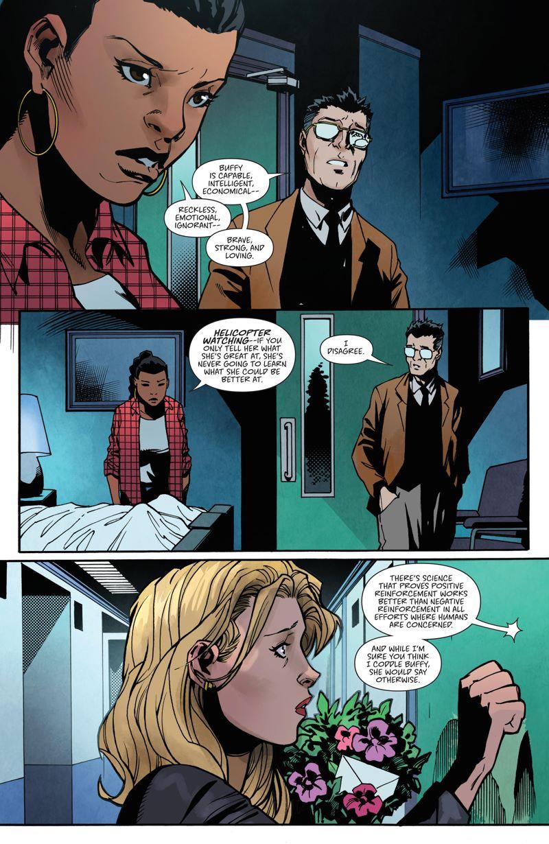 Buffy_016_PRESS_4 ComicList Previews: BUFFY THE VAMPIRE SLAYER #16