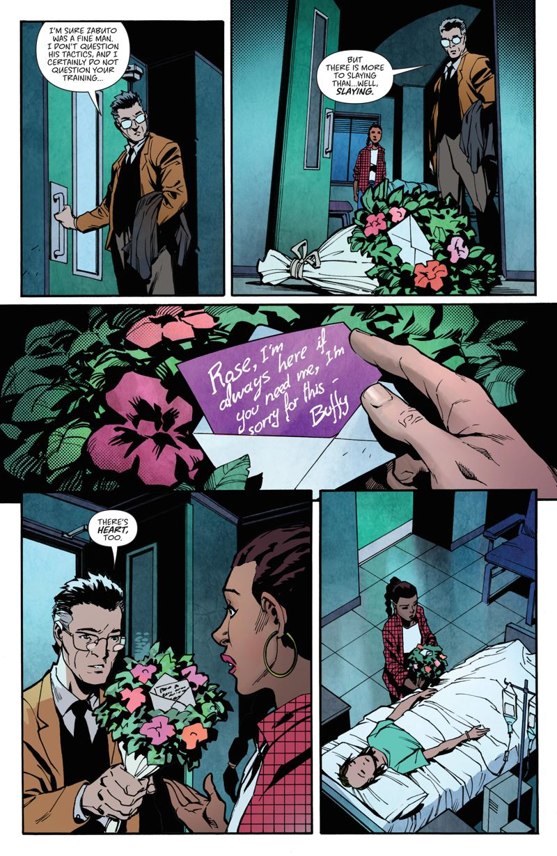 Buffy_016_PRESS_5 ComicList Previews: BUFFY THE VAMPIRE SLAYER #16