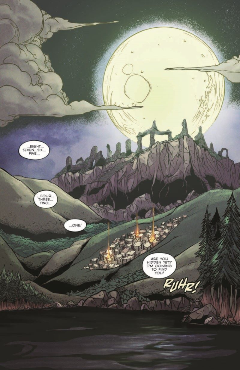 Canto-CWF_pr-3 ComicList Previews: CANTO AND THE CLOCKWORK FAIRIES #1