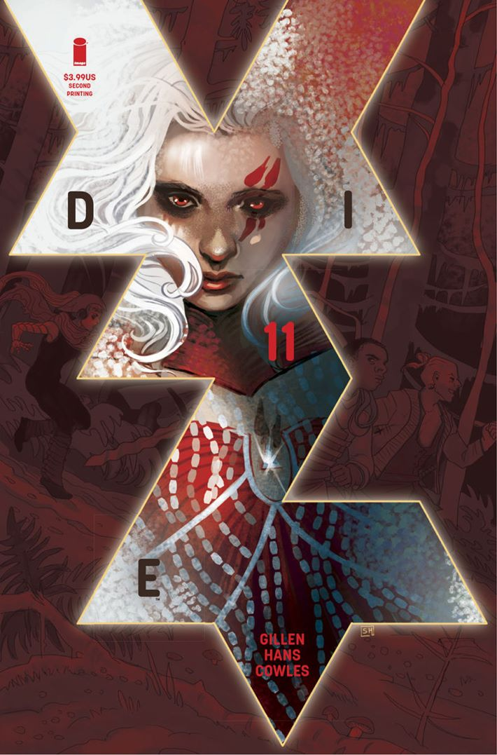 DIE11-2ndPtg-Cover_c6815a0147f8285e3b5042ebb3626151 DIE #11 launches new story arc and a second printing