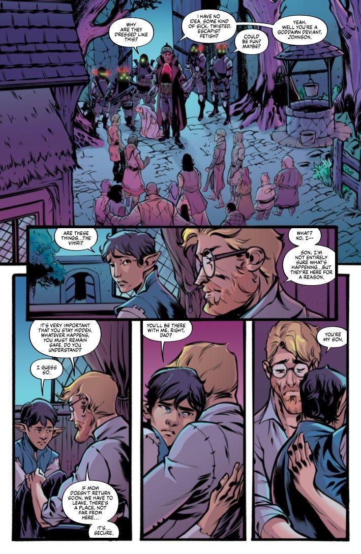DRYAD-3-MARKETING-06 ComicList Previews: DRYAD #3