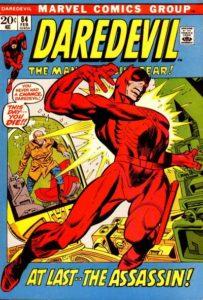 Daredevil-84-203x300 Almost Infamous: Mr. Kline