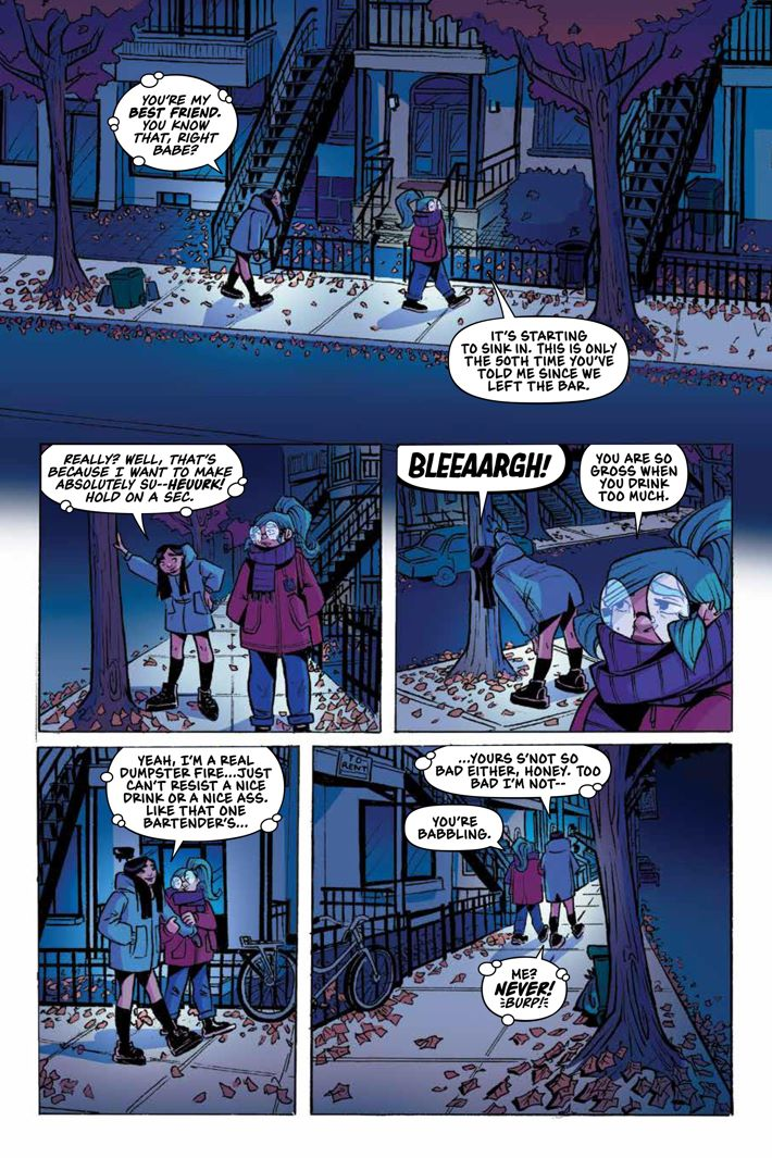 EatAndLoveYourself_SC_PRESS_16 ComicList Previews: EAT AND LOVE YOURSELF GN