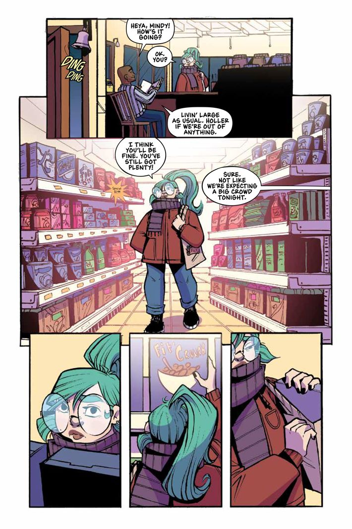 EatAndLoveYourself_SC_PRESS_19 ComicList Previews: EAT AND LOVE YOURSELF GN