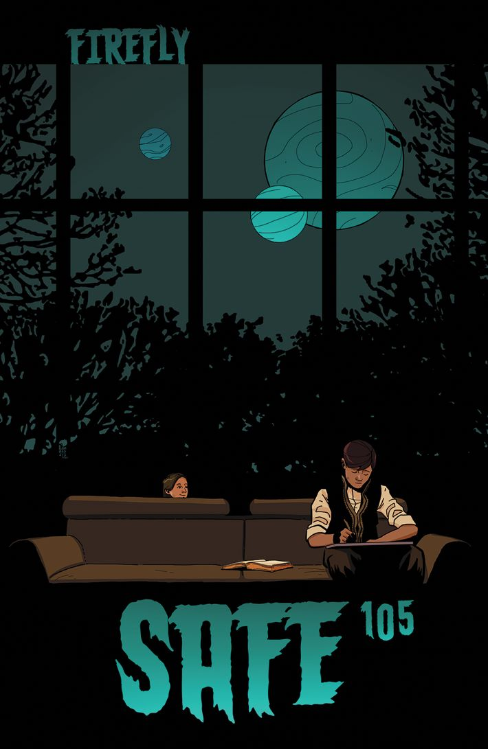Firefly_017_Cover_AnimatedVariant ComicList Previews: FIREFLY #17