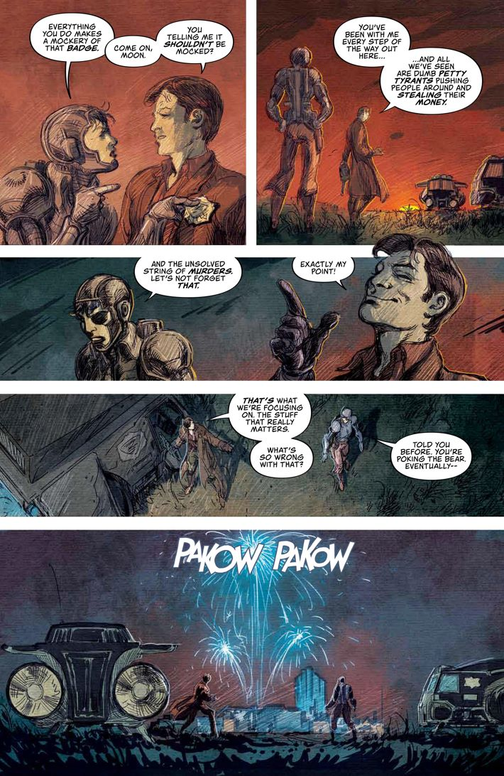 Firefly_017_PRESS_4 ComicList Previews: FIREFLY #17