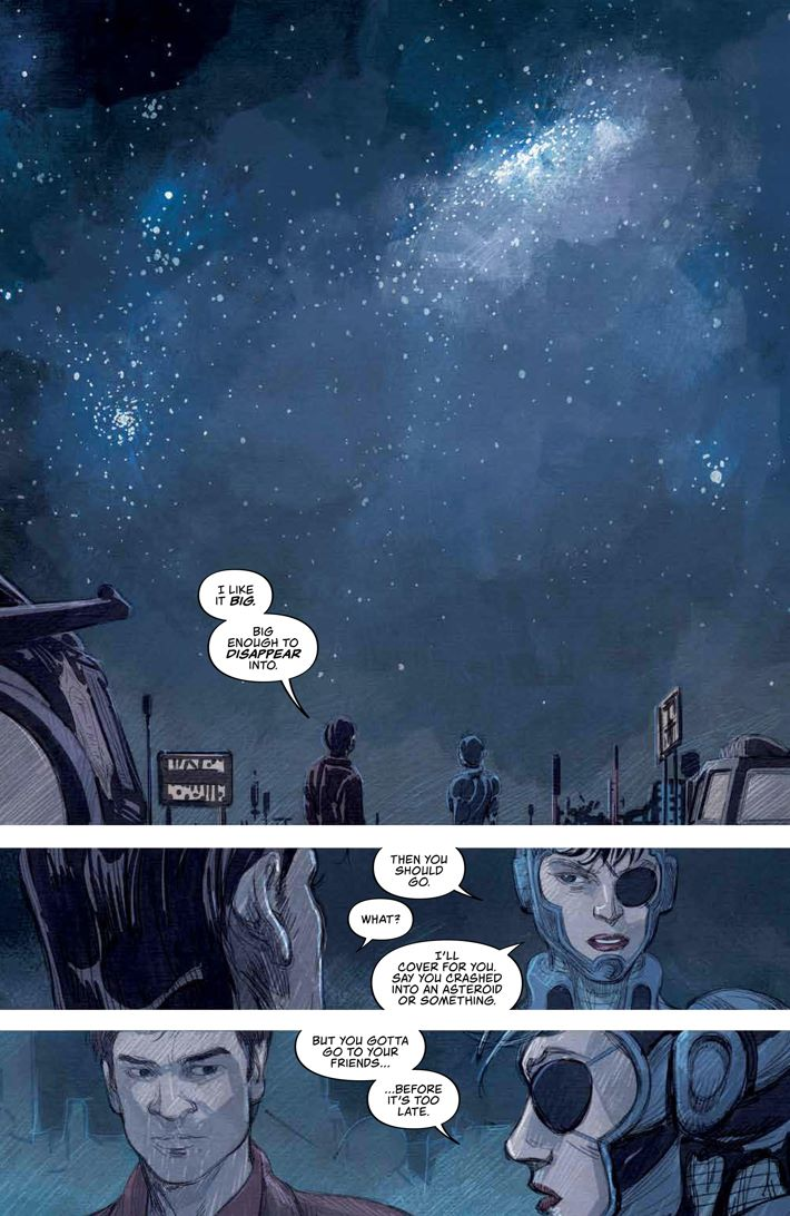Firefly_017_PRESS_7 ComicList Previews: FIREFLY #17