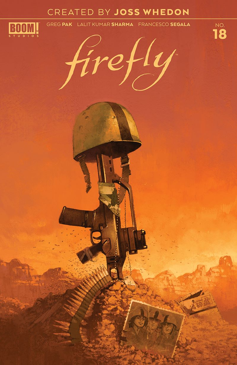 Firefly_018_Cover_Main ComicList Previews: FIREFLY #18