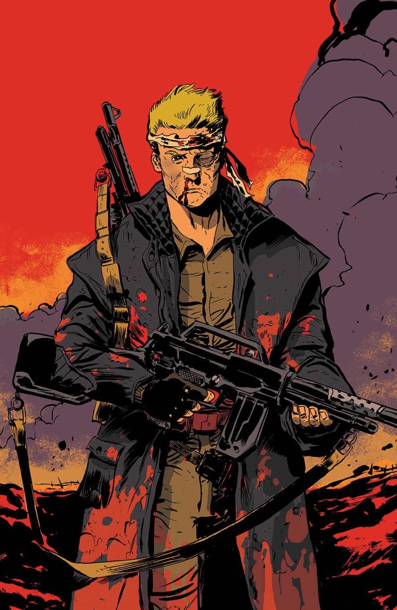 Firefly_018_Cover_Variant ComicList Previews: FIREFLY #18