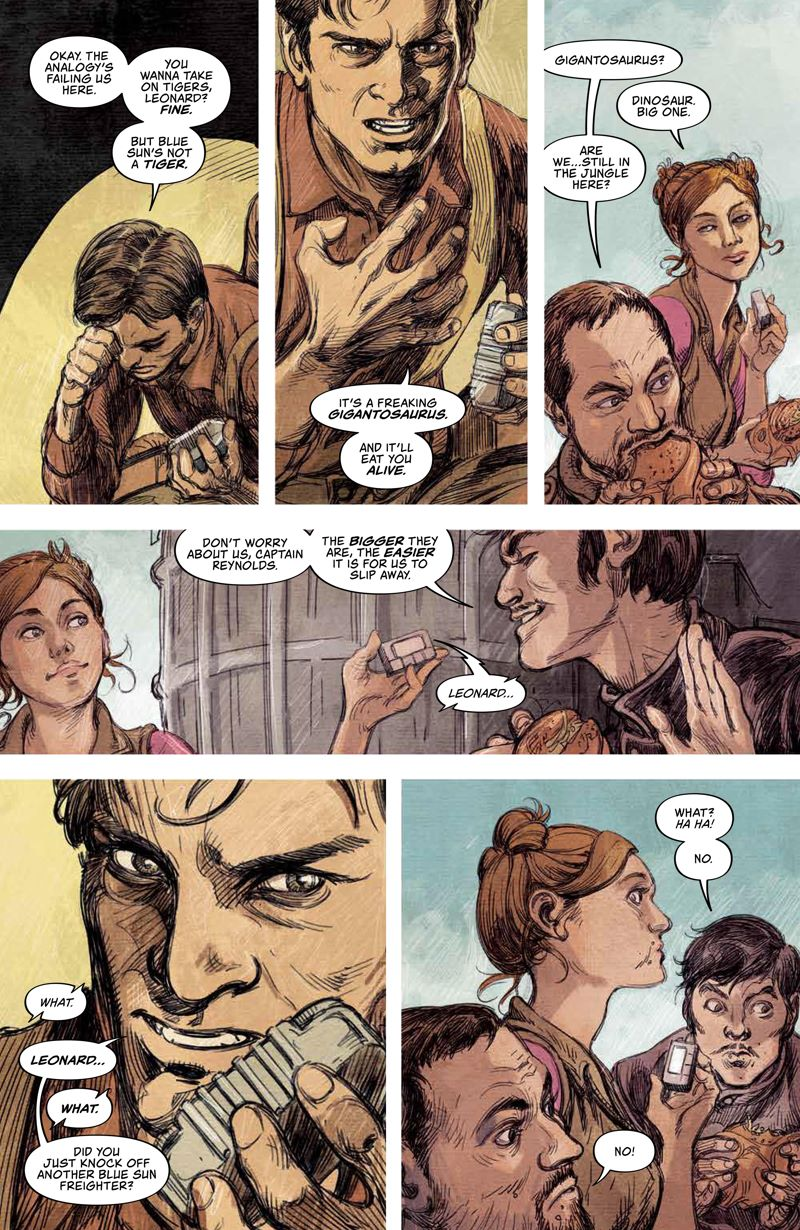 Firefly_018_PRESS_4 ComicList Previews: FIREFLY #18