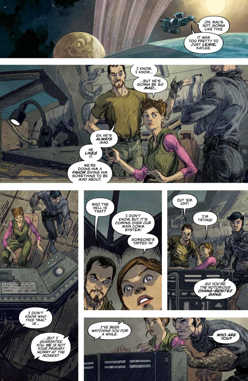 Firefly_018_PRESS_6 ComicList Previews: FIREFLY #18