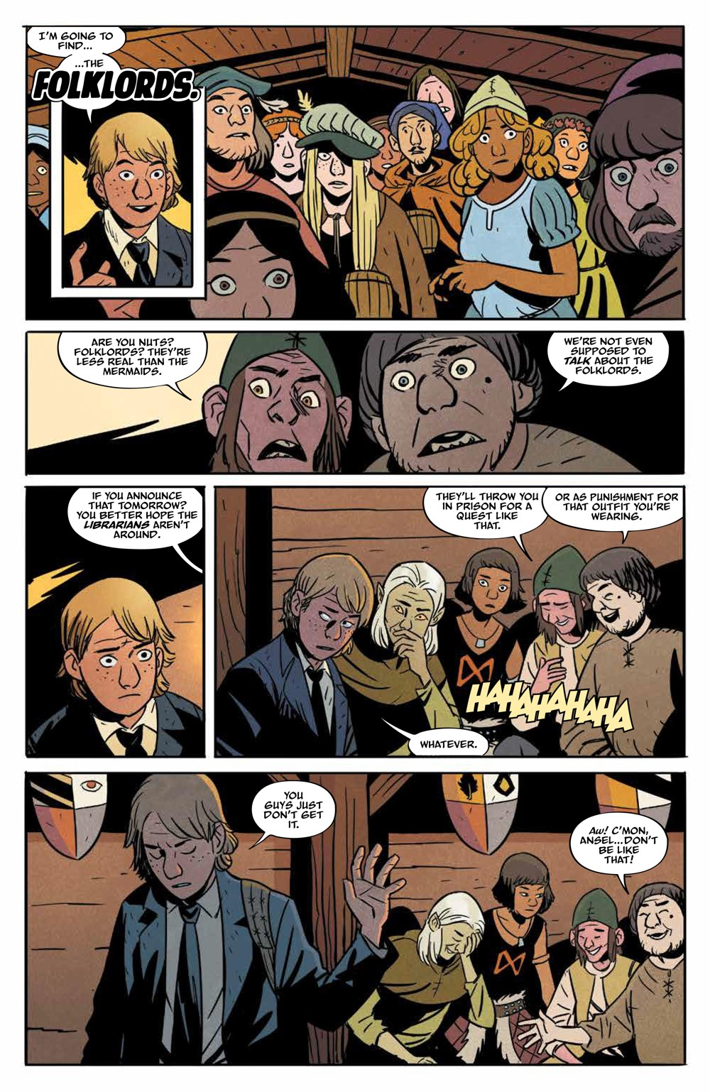 Folklords_SC_PRESS_13 ComicList Previews: FOLKLORDS TP