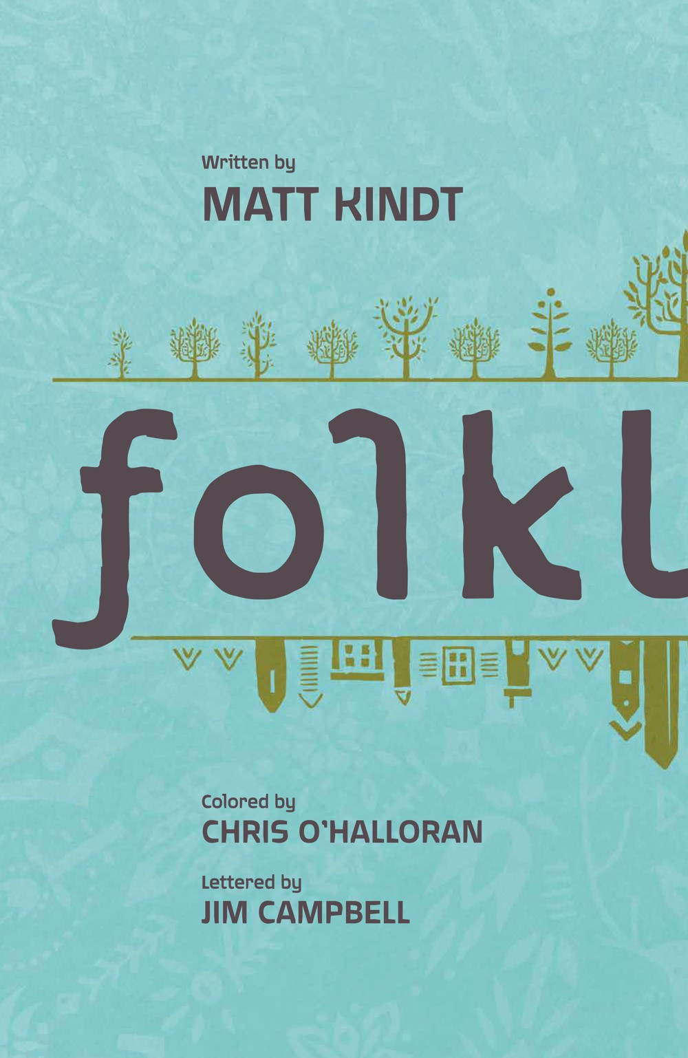 Folklords_SC_PRESS_6 ComicList Previews: FOLKLORDS TP