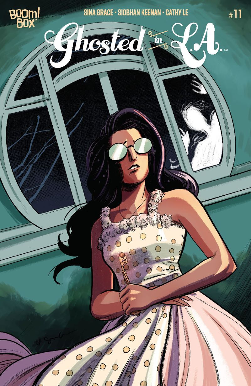 GhostedinLA_011_Cover_Variant_LOW ComicList Previews: GHOSTED IN L.A. #11